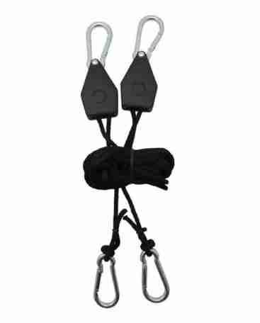 stepless adjustable light hangers