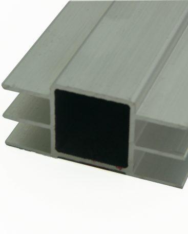 aluminium vlakprofiel 25 x 25