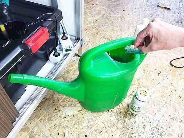 eb & vloed irrigatiesysteem