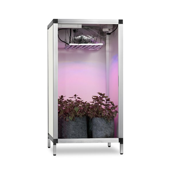 Growbox Tafelmodel Met Led G Kit Bonanza Hanspanel