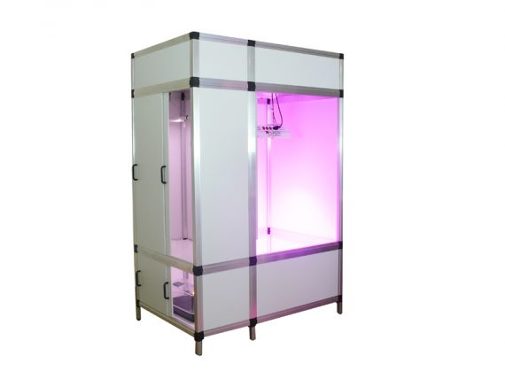 In grow box g kit combi pianta madre talee fioritura