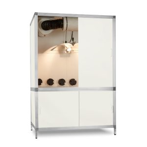 Growbox mit CMH-Lampe