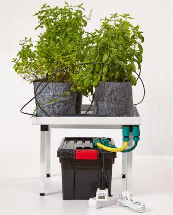 Automatisch bewateringssysteem
