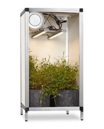Grow cabinet bench model with led
