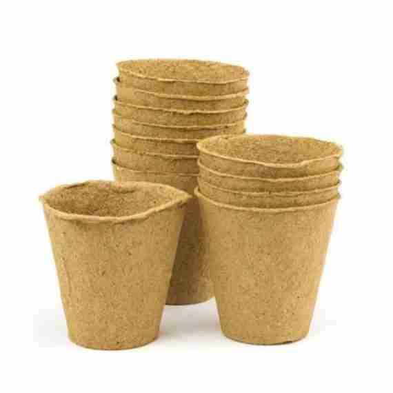 Fibre pots