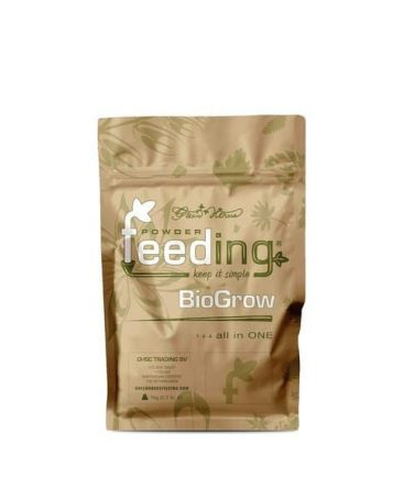 greenhouse powder feeding bio grow