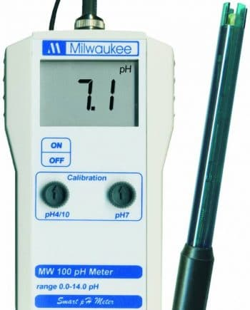 Milwaukee 100 pH meter